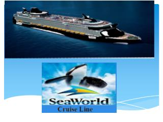 Seaworld  Cruise Line