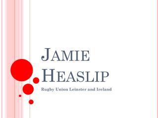 Jamie Heaslip