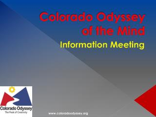 Colorado Odyssey of the Mind
