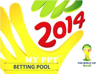 BETTING POOL
