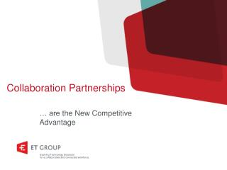 Collaboration Partnerships