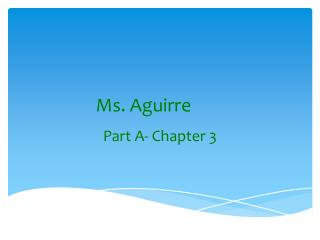 Ms. Aguirre