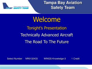 Tampa Bay Aviation Safety Team