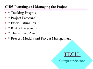 Managing Projects under Uncertainty -  Implications for  Project Management Styles