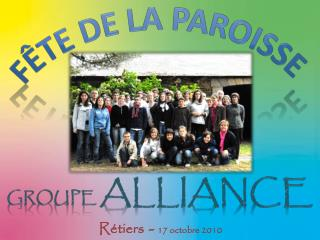 Groupe  Alliance