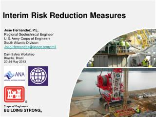 Interim Risk Reduction Measures