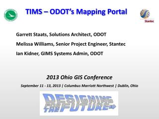 TIMS – ODOT's Mapping Portal