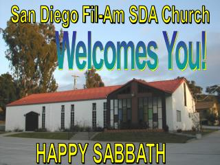 San Diego Fil-Am SDA Church