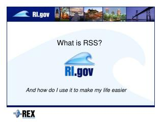 What is RSS