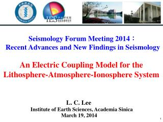 An Electric Coupling Model for the Lithosphere-Atmosphere-Ionosphere System