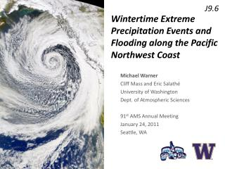 Wintertime Extreme Precipitation Events and Flooding along the Pacific Northwest Coast