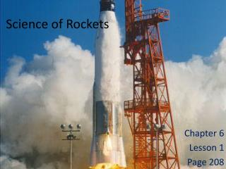 Science of Rockets