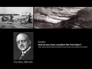 the life and contributions of fritz haber Fritz haber (9 december 1868 fritz shimon haber voluntarily worked at his father's chemical bbc radio 4 afternoon play has broadcast two plays on the life of.