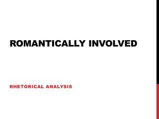Romantically involved