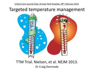Targeted temperature management