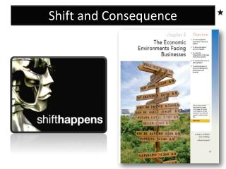 Shift and Consequence