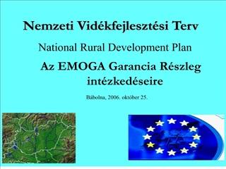 Nemzeti Vid kfejleszt si Terv