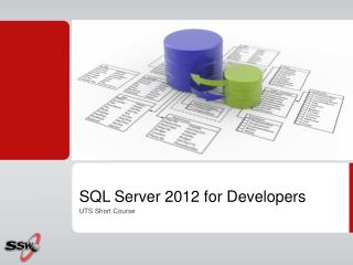SQL Server 2012 for Developers