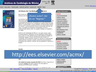 http://ees.elsevier.com/acmx/
