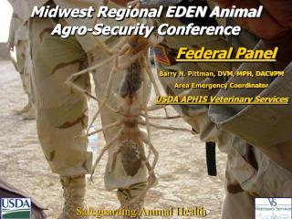 Midwest Regional EDEN Animal Agro-Security Conference