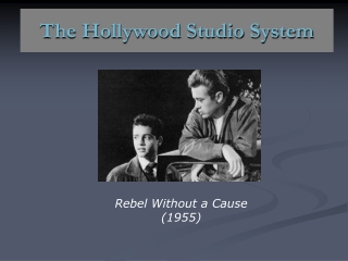Careers in the Film Industry Sample 02
