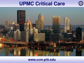 UPMC Critical Care