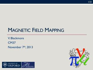 Magnetic Field Mapping