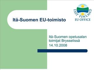 It -Suomen EU-toimisto