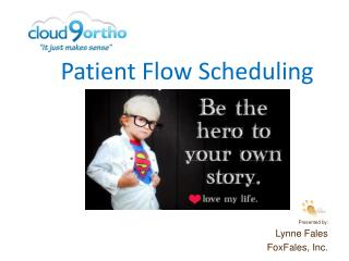 Patient Flow Scheduling