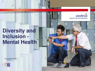 Diversity and Inclusion -Mental Health