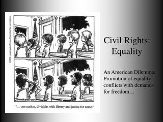 Civil Rights: Equality