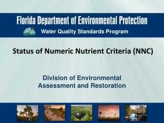 Water Quality Standards Program