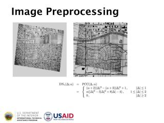Image Preprocessing