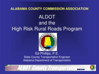 ALABAMA COUNTY COMMISSION ASSOCIATION