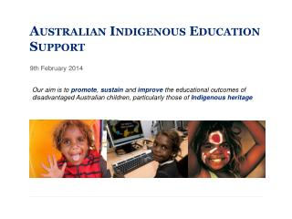 Australian Indigenous Education Support