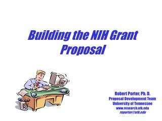 Building the NIH Grant Proposal