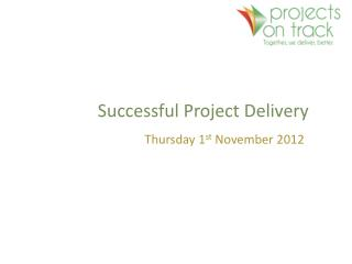 Successful Project Delivery