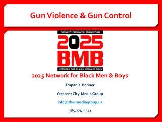 Gun Violence & Gun Control