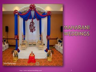 Wedding Design - Mandaps