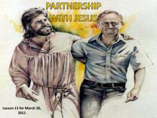 PARTNERSHIP WITH  JESUS