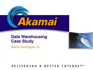 Data Warehousing Case Study