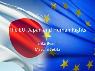 The EU, Japan and Human  R ights