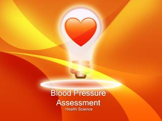 Blood Pressure Assessment