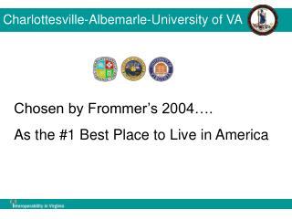 Charlottesville-Albemarle-University of VA