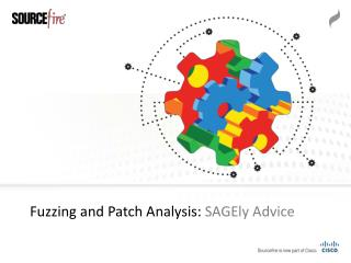Fuzzing and Patch  Analysis:  SAGEly Advice