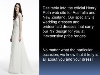 Bridal Gowns Sydney, Wedding Dresses Sydney
