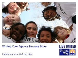 Writing Your Agency Success Story