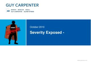 Severity Exposed -