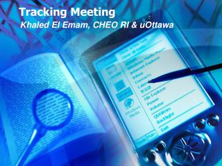 Tracking Meeting
