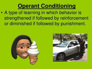 Operant Conditioning